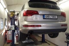 Audi Q7 3,0 TDI